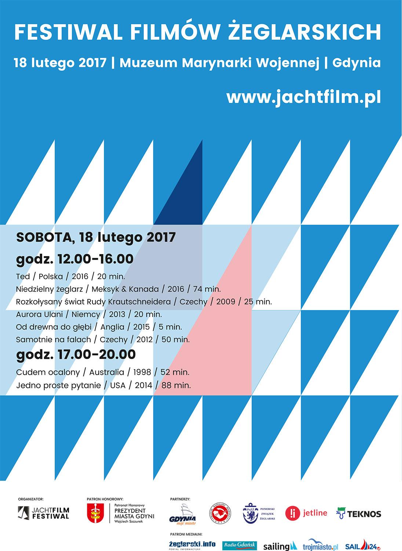 01 2017 Festiwal Filmow Zeglarskich plakat A3.cdr