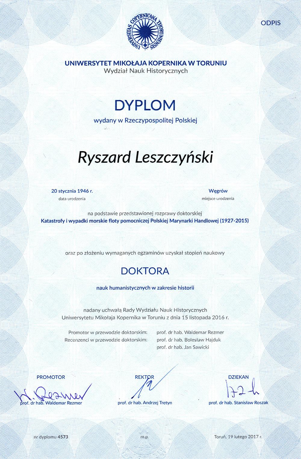 Dyplom doktorski_m
